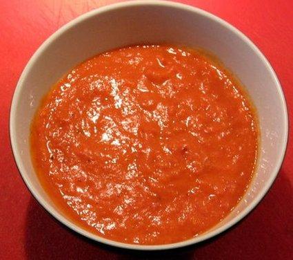 Recette de sauce tomate maison (pour viandes, pâtes, pizzas...)