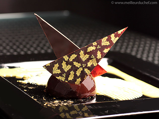 Recette parfait au chocolat blanc recette - Very parfait chocolat blanc ...