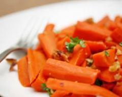 Recette carottes au cumin et à l'orange