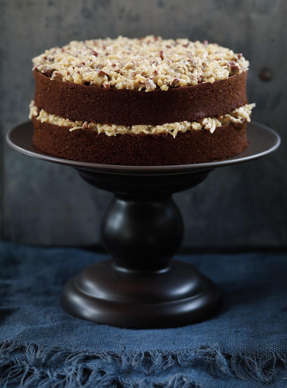 Gâteau choco-allemand | ricardo