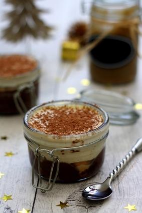 Recette de tiramisu à la crème de marrons et au chocolat