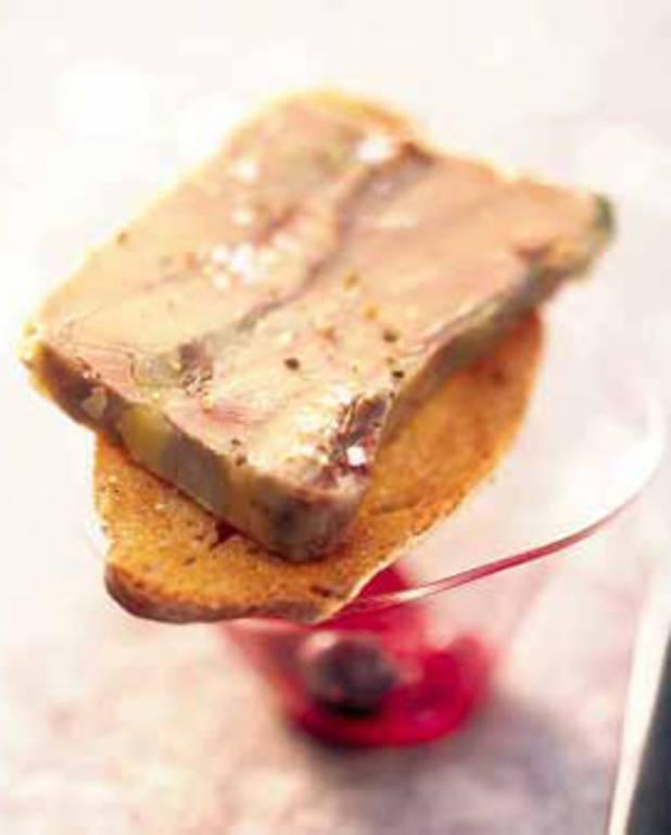 Préparer un foie gras avec l'atelier des chefs pour 1 personne ...