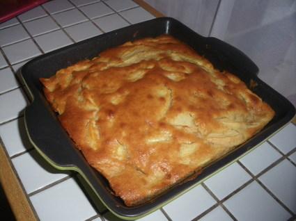 Recette de gâteau aux pommes gourmand