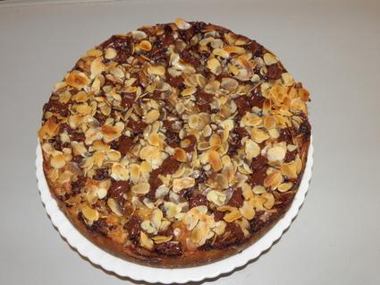 Recette gâteau au chocolat et aux poires (recettes chocolat)
