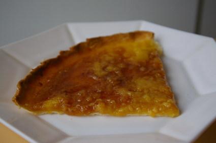 Recette de tarte au sucre simple et rapide