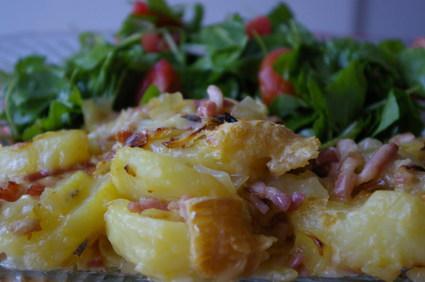 Recette de marouflette ou chti'flette (au maroilles)