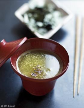 Soupe d'hiver japonaise pour 4 personnes