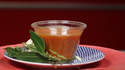 Recette de sauce tomate