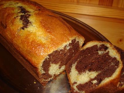 Recette de cake choco-clémentine