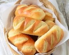 Recette petits pains au lait faciles