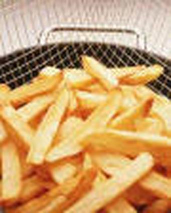 Recette de frites comme en belgique