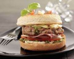 Recette hamburger minute à ma façon