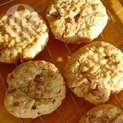 Recette cookies aux raisins secs, noisettes et pépites de chocolat ...