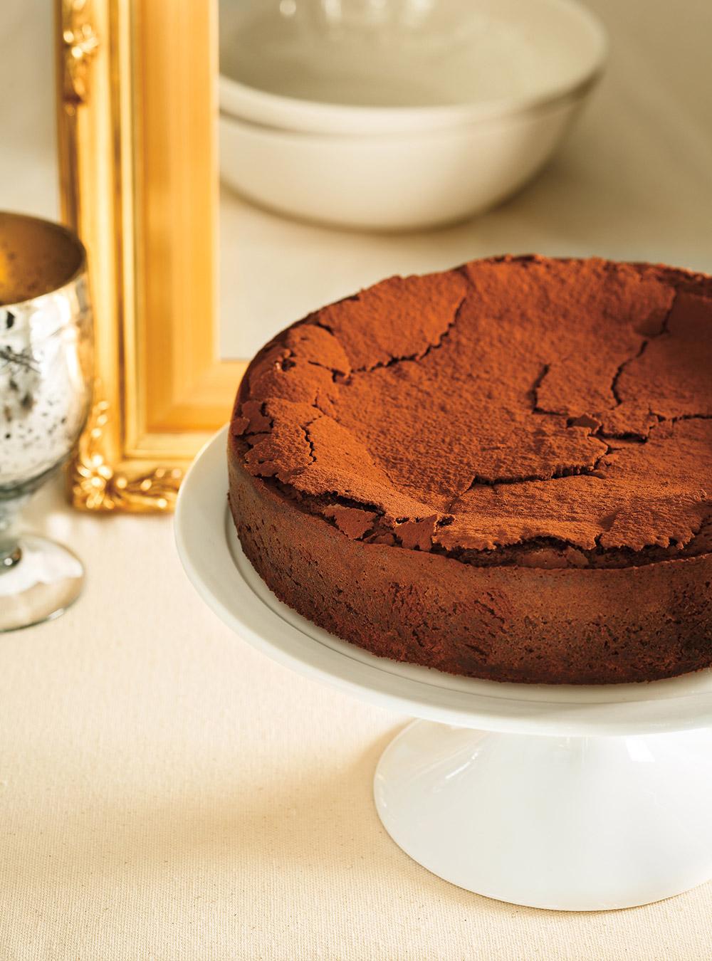 Gâteau «truffe» au chocolat | ricardo