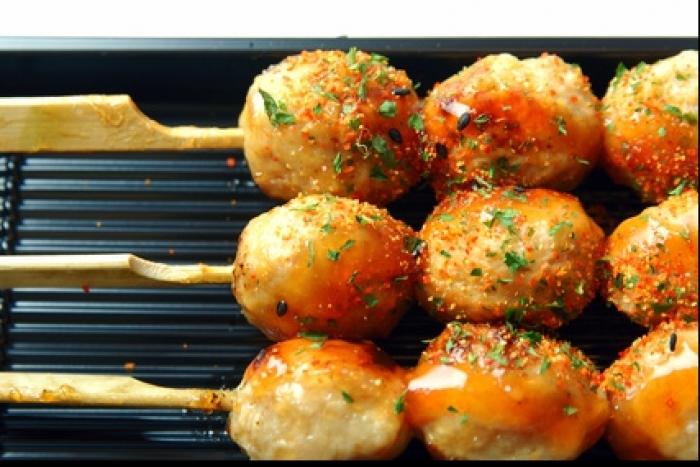Recette de brochettes de poulet japonaises grillées facile et rapide