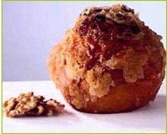 Recette pommes farcies caramélisées