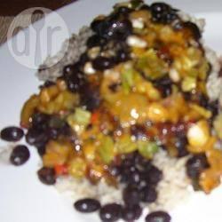 Recette haricots noirs et riz épicés – toutes les recettes allrecipes