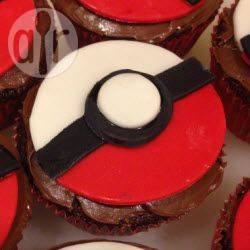 Recette cupcakes pokémon