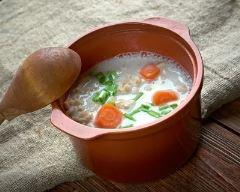 Recette soupe à l'orge des grisons