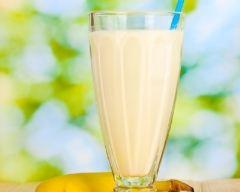 Recette milk shake banane