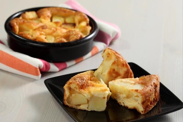 Recette de clafoutis de pommes de terre facile et rapide