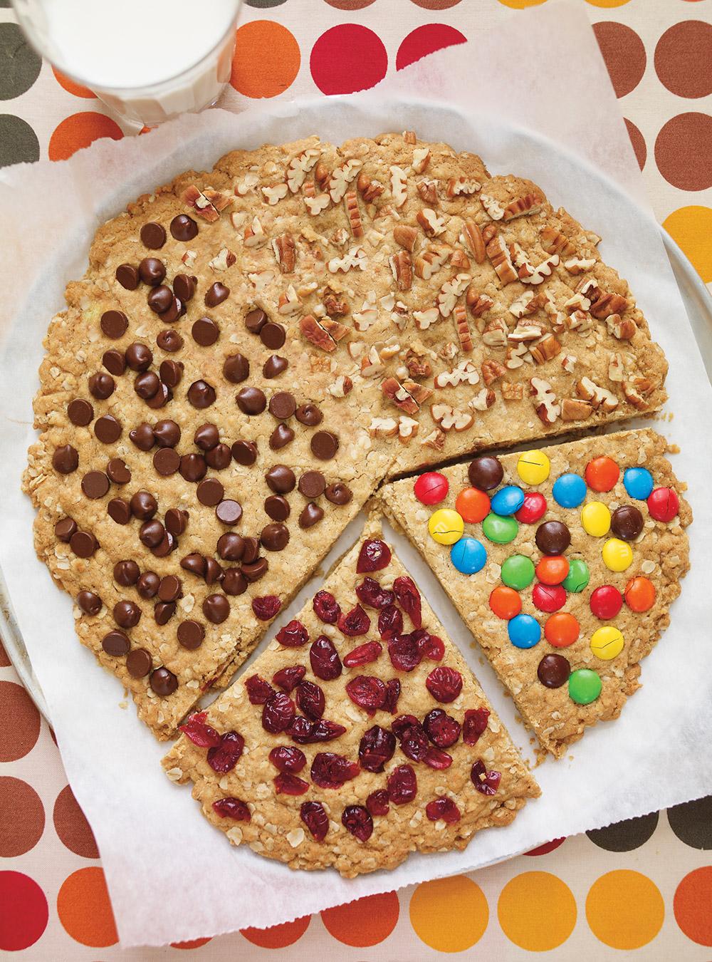 Biscuit géant tout garni | ricardo
