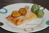 Recette de prunes croustillantes aux épices