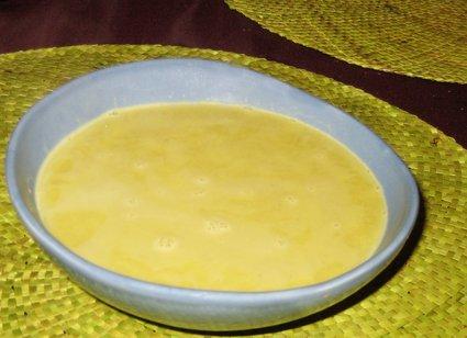 Recette de soupe de fève au lard fumé