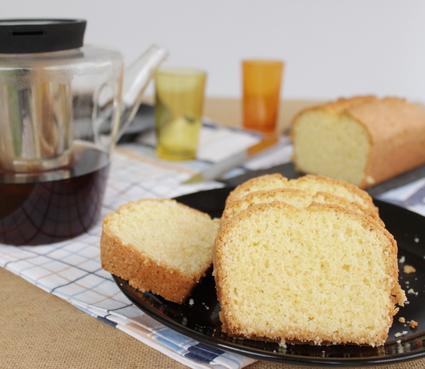 Recette de cake citron amande