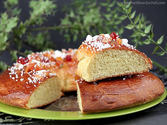 Gâteau des rois façon bordelaise  la recette illustrée ...