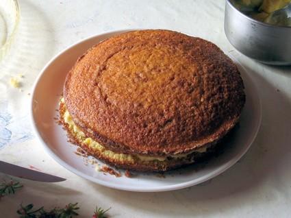 Recette de gâteau au yaourt aux fraises