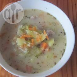Recette soupe de cornichons marinés (zupa ogórkowa) – toutes ...