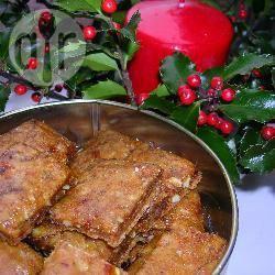 Recette basler leckerli (petits gâteaux en pain d'épices) – toutes les ...