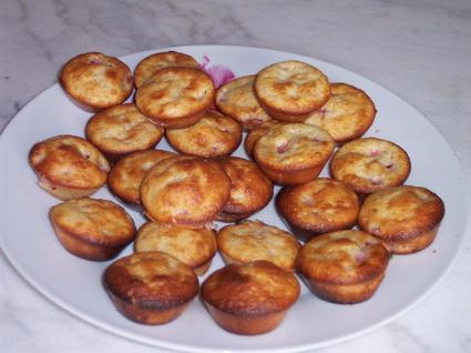 Recette de muffins allégés aux fruits