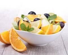 Recette salade de fruits d'hiver rapide