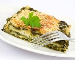 Recette lasagnes aux épinards et au fromage de chèvre