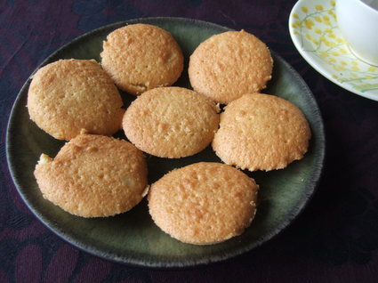 Recette financiers (biscuits)