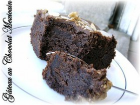 Gâteau au chocolat mexicain pour 6 personnes