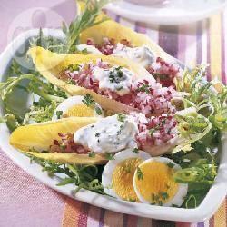 Recette endives au tartare de radis – toutes les recettes allrecipes