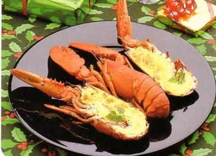 Recette de homard au champagne