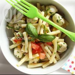 Recette salade de macaroni à l'italienne – toutes les recettes ...