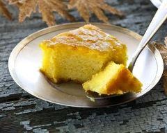 Recette namoura (gâteau de semoule libanais)