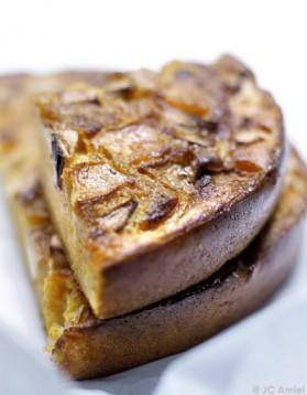 Flan de butternut à la pomme pour 4 personnes
