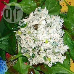 Recette salade verte au saumon fumé – toutes les recettes allrecipes