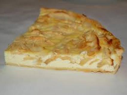 Recette de tarte normande ultra rapide