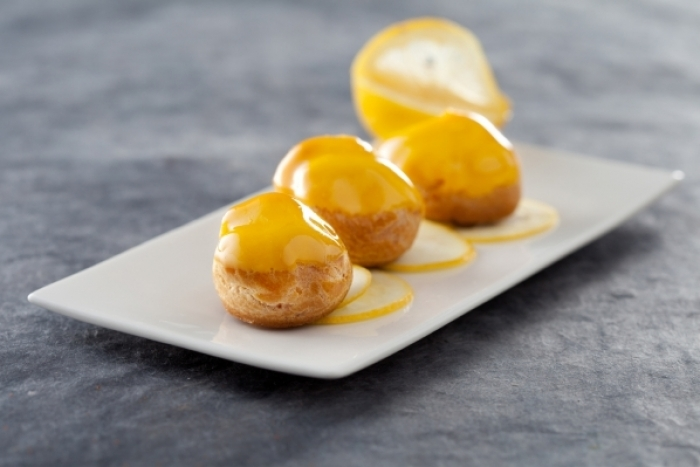 Recette de choux au citron facile et rapide