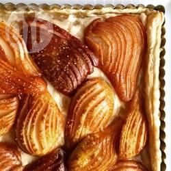 Recette tarte aux poires hasselback – toutes les recettes allrecipes