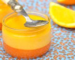 Recette crème de carotte à la fleur d'oranger