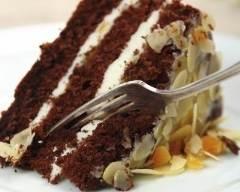 Recette gâteau sublime au chocolat et au beurre