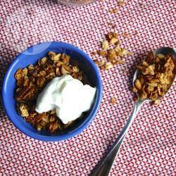 Recette granola maison super croustillant – toutes les recettes ...